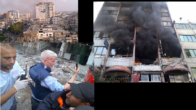 Monday on AC360: Anderson Cooper in Gaza