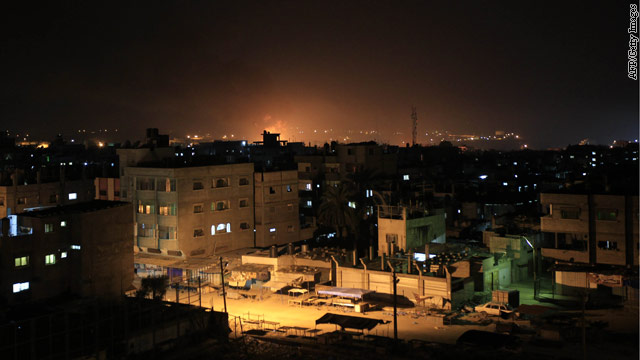 What would bring an end to Gaza conflict?