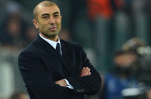 Roberto di Matteo first took over from Andre-Villas Boas in March. (Getty Images)