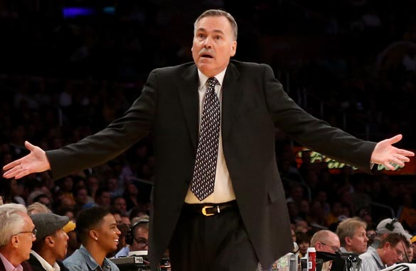 Mike D&#039;Antoni replaced Mike Brown as Lakers coach. (Getty Images)