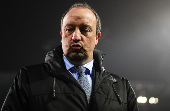 Rafael Benitez has the chance to rebuild his reputation at Chelsea. (Getty Images)