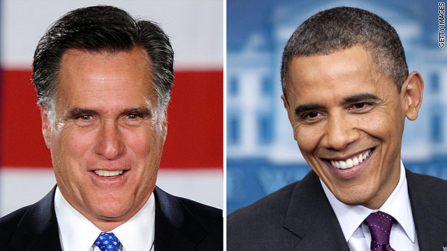 Gov. Romney comes to the White House