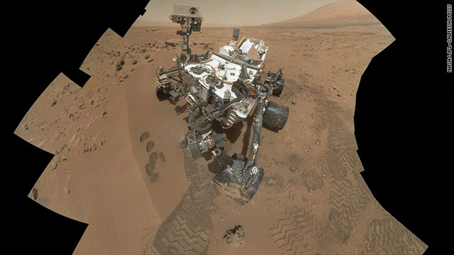 'Curiosity's middle name is Patience'