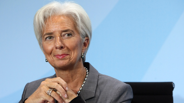 This Sunday: EXCLUSIVE interview with IMF managing director Christine Lagarde