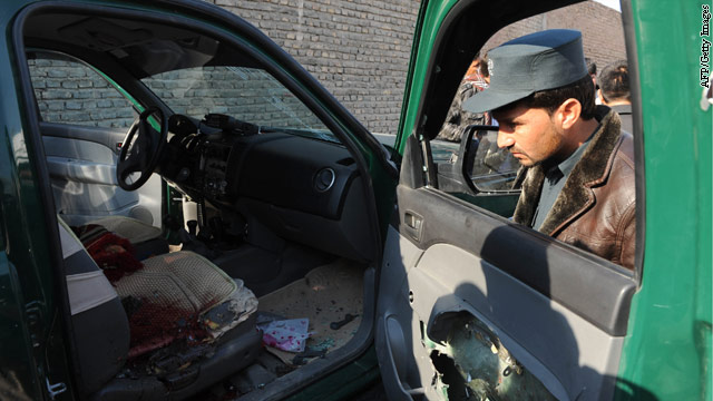 """Report: Afghan insurgents """"resilient and determined"""""""