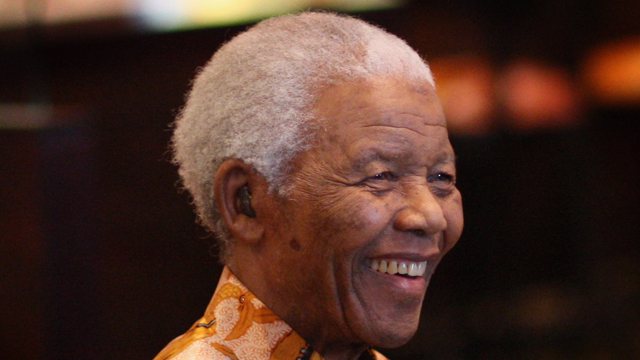 Nelson Mandela: Your thoughts