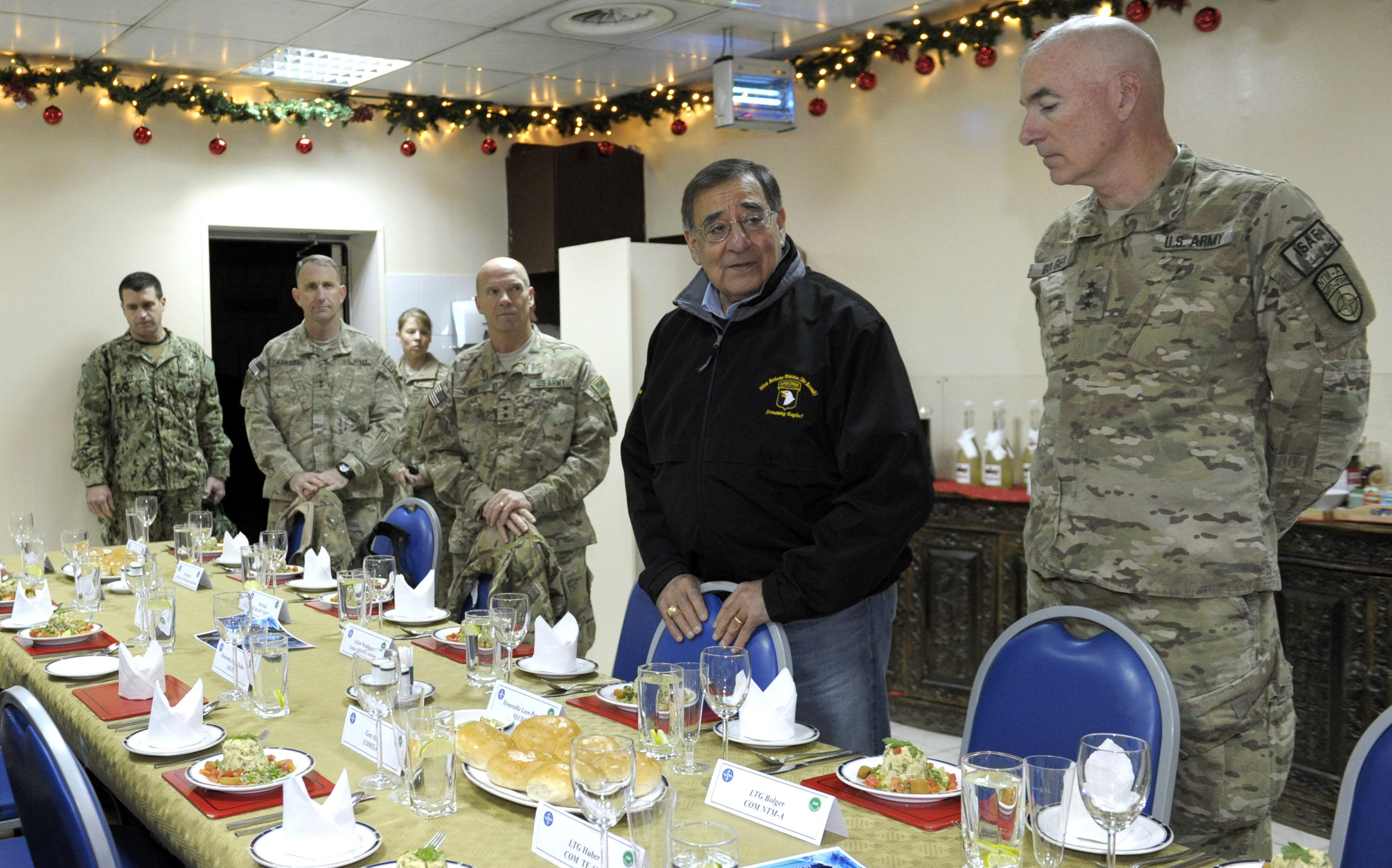 Panetta works on post-2014 Afghan troop plan, and comes OutFront with Erin Burnett