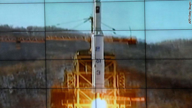 U.S. official: North Korea likely deceived U.S., allies before launching rocket