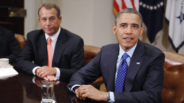 Boehner and Obama meet again
