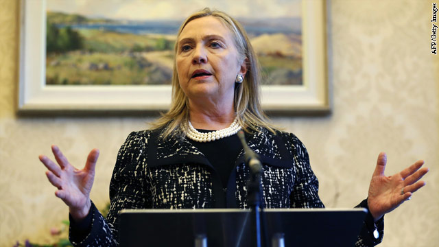 State Department: Clinton not dodging Benghazi hearings