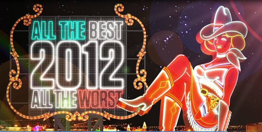 Tonight at 8 p.m. ET: All the Best, all the Worst 2012