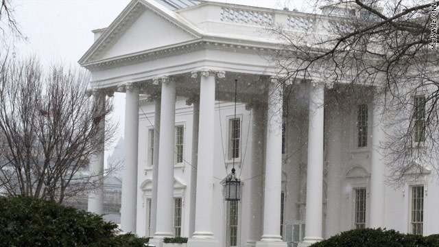 Monday, January 14 at the White House: Gun control talks continue