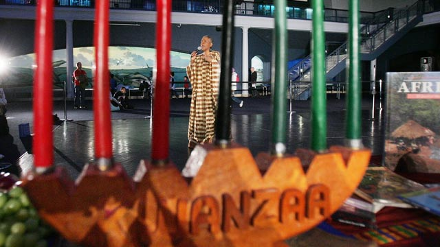 Tonight on AC360: War on Kwanzaa?