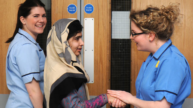 Tonight on AC360: Malala's recovery after Taliban attack