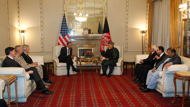Afghan president to visit White House