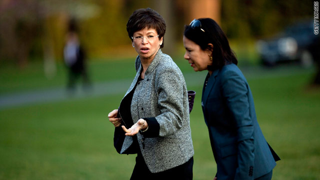 Another prominent woman to depart White House