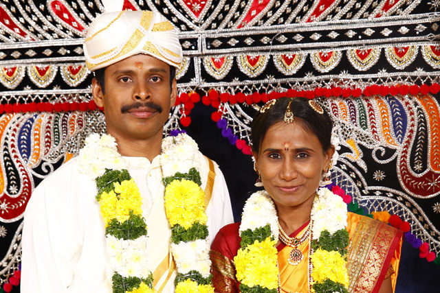 Ranjini was taken into detention just one month after she married Ganesh.