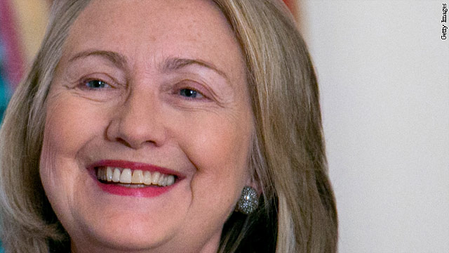 State preparing for Clinton's last hurrah