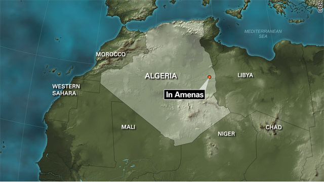 t1largmap In wake of Benghazi, U.S. limiting remarks on Algeria attack