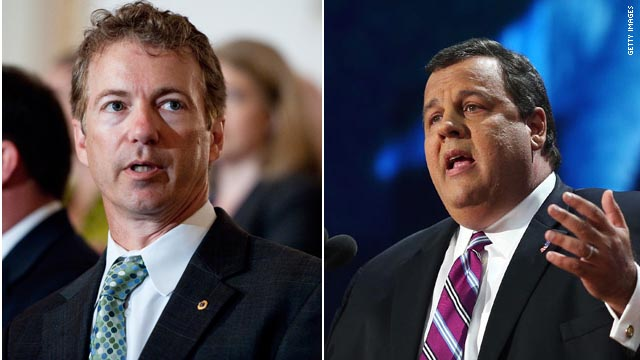 Rand Paul: Christie threw a 'tantrum'