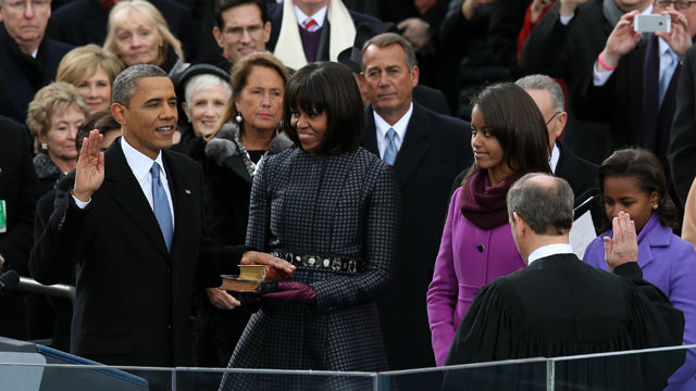 Tonight on AC360: The 57th Presidential Inauguration