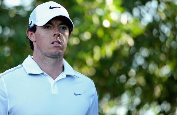 McIlroy is now Tiger Woods' stablemate at Nike.