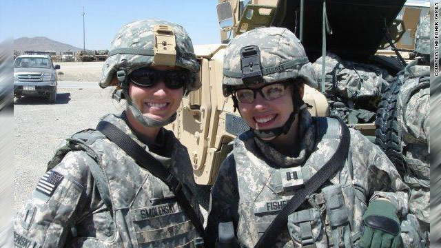 Women in combat: One soldier's story