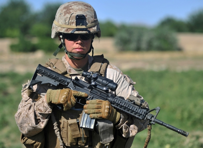 the united states military essay