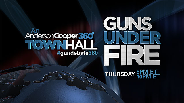 Thursday on AC360: Guns under fire
