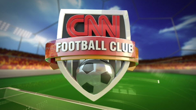 CNN International launches new weekly football debate show: CNN Football Club