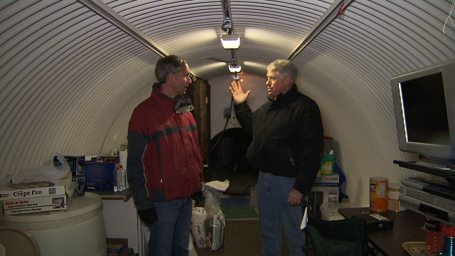 Tonight on AC360: Inside the Doomsday Preppers movement