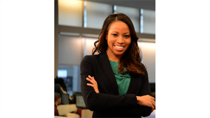 CNN welcomes Zain Asher