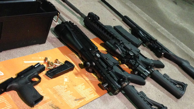 Tonight on AC360: California goes after illegal guns