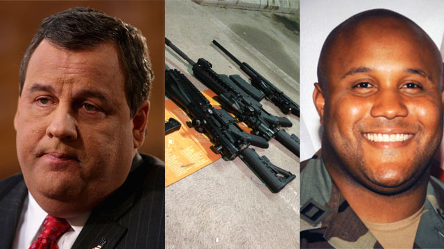 The AC360 Weekly Buzz: Blizzard, dangerous fugitive, hostage crisis, guns, Christie's weight, SOTU