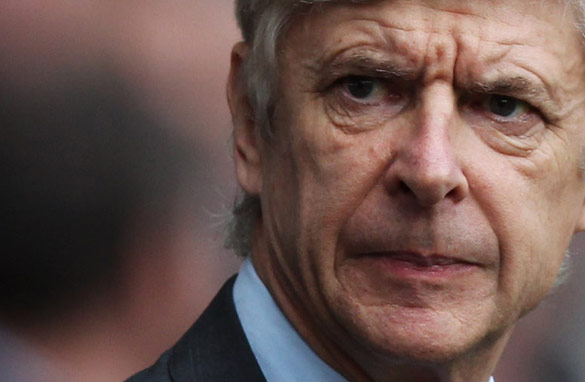 Is Arsene Wenger's reign at Arsenal coming to an end? (Getty Images).