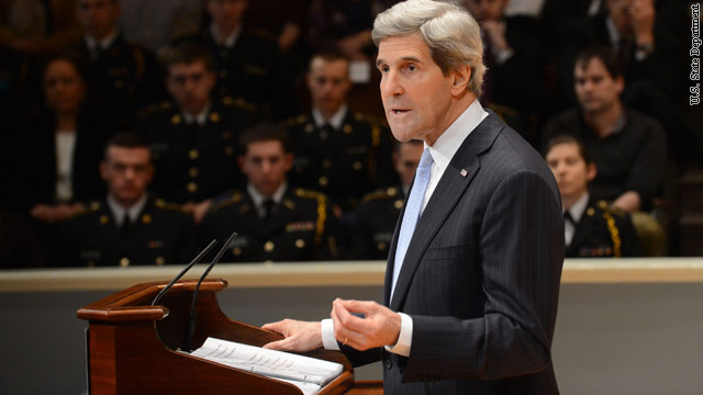 Kerry: Diplomacy is cheaper than no diplomacy