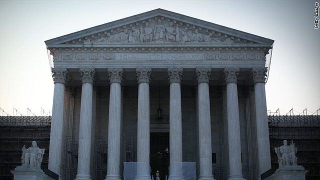 Justices block lawsuit over foreign intelligence surveillance
