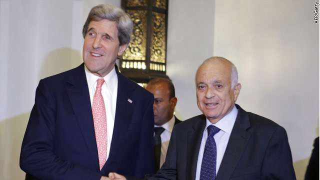 "Secretary Kerry sees ""urgent"" need to revive Egyptian economy"