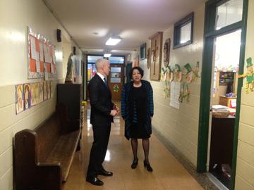 Anderson Cooper Interviews Sonia Sotomayor