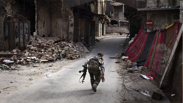 FIRST ON CNN: White House signs off on new aid for Syrian rebels
