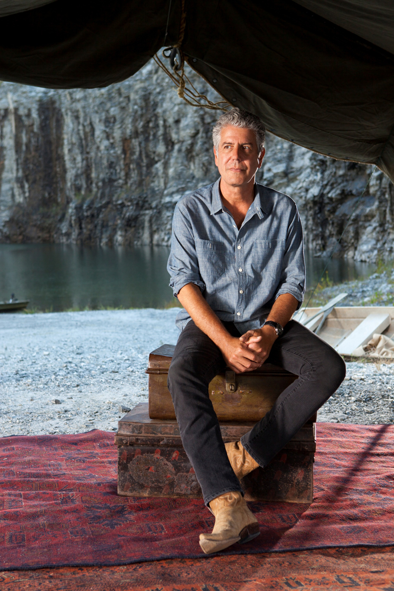 Anthony Bourdain: