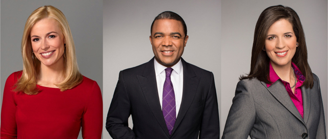 Pamela Brown, George Howell, Alina Machado Join CNN