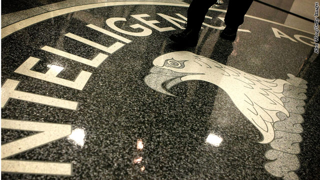 Woman heads CIA spy unit for first time
