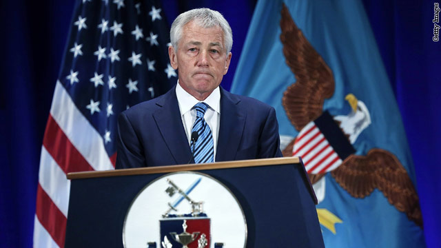 After sex assault case, Hagel seeks changes to military legal process