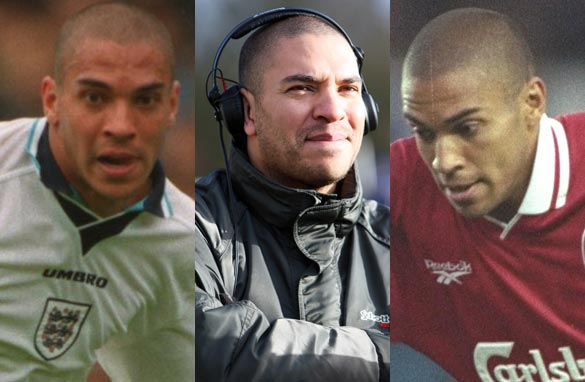 Stan Collymore played for Liverpool and England during his career. (Getty Images).