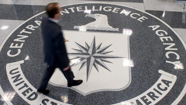 Top CIA official departing