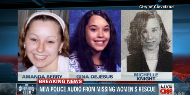 CNN coverage: 3 snatched teens found decade later