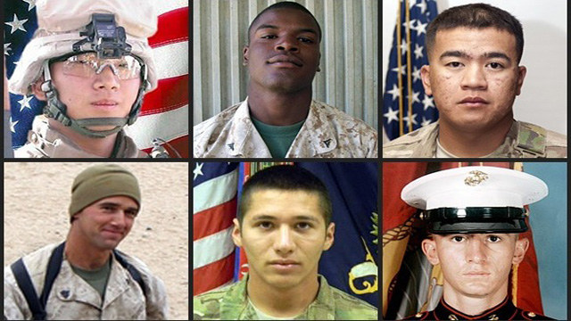 100 Hours, 100 Faces: Memorial Day interactive on CNN.com