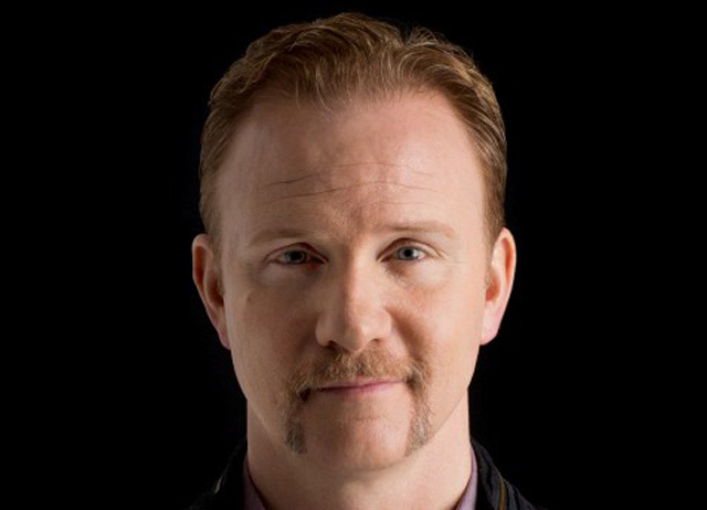 CNN Original Series 'Inside Man', hosted by Morgan Spurlock, premieres Sunday, June 23