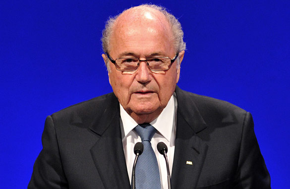 FIFA president Sepp Blatter claims the ruling body is now transparent in its workings. (Getty Images)